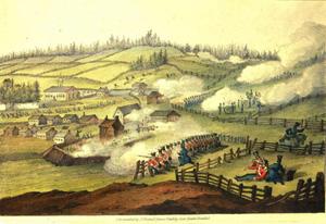 Bataille Patriotes 1837