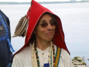 Nicole O'bomsawin, anthropologue et militante écologiste