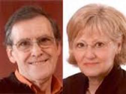 Robert Cloutier et Monique Montpetit